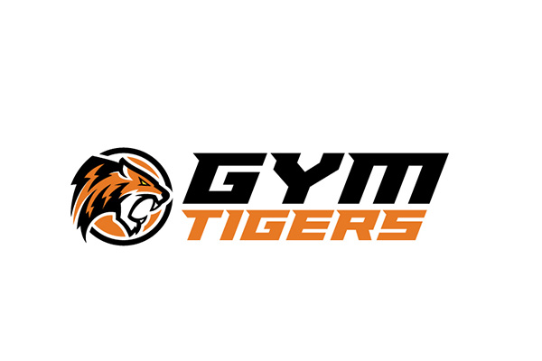 Custom Logo Design for Gym Tigers