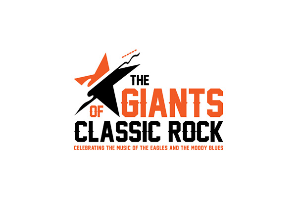 Custom Logo Design for The Giants Of Classic Rock