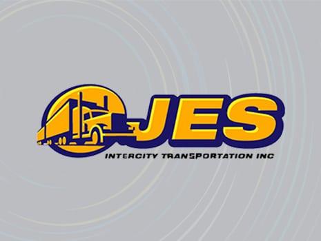 Custom Logo Design For JES - Logo Design Deck