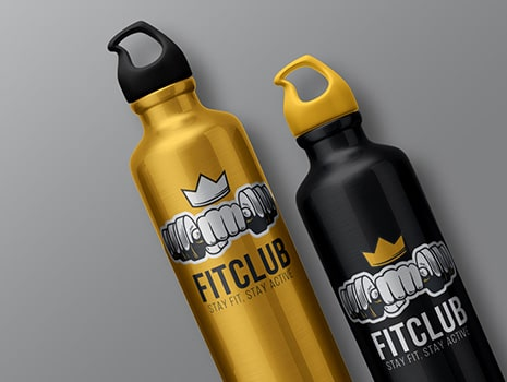 Fit Club Bottle