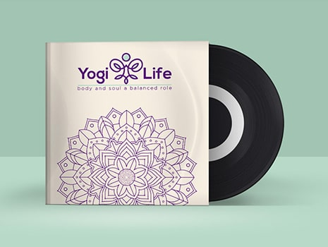 Yogi Life - Logo Design Deck