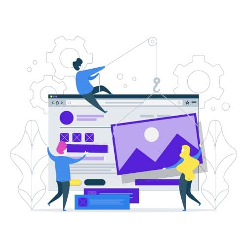 Logo Design Deck-Landing Page Design